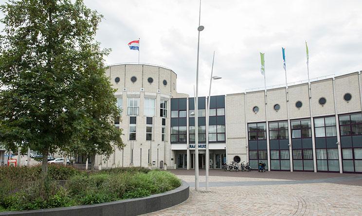 Raadhuis gemeente Landgraaf