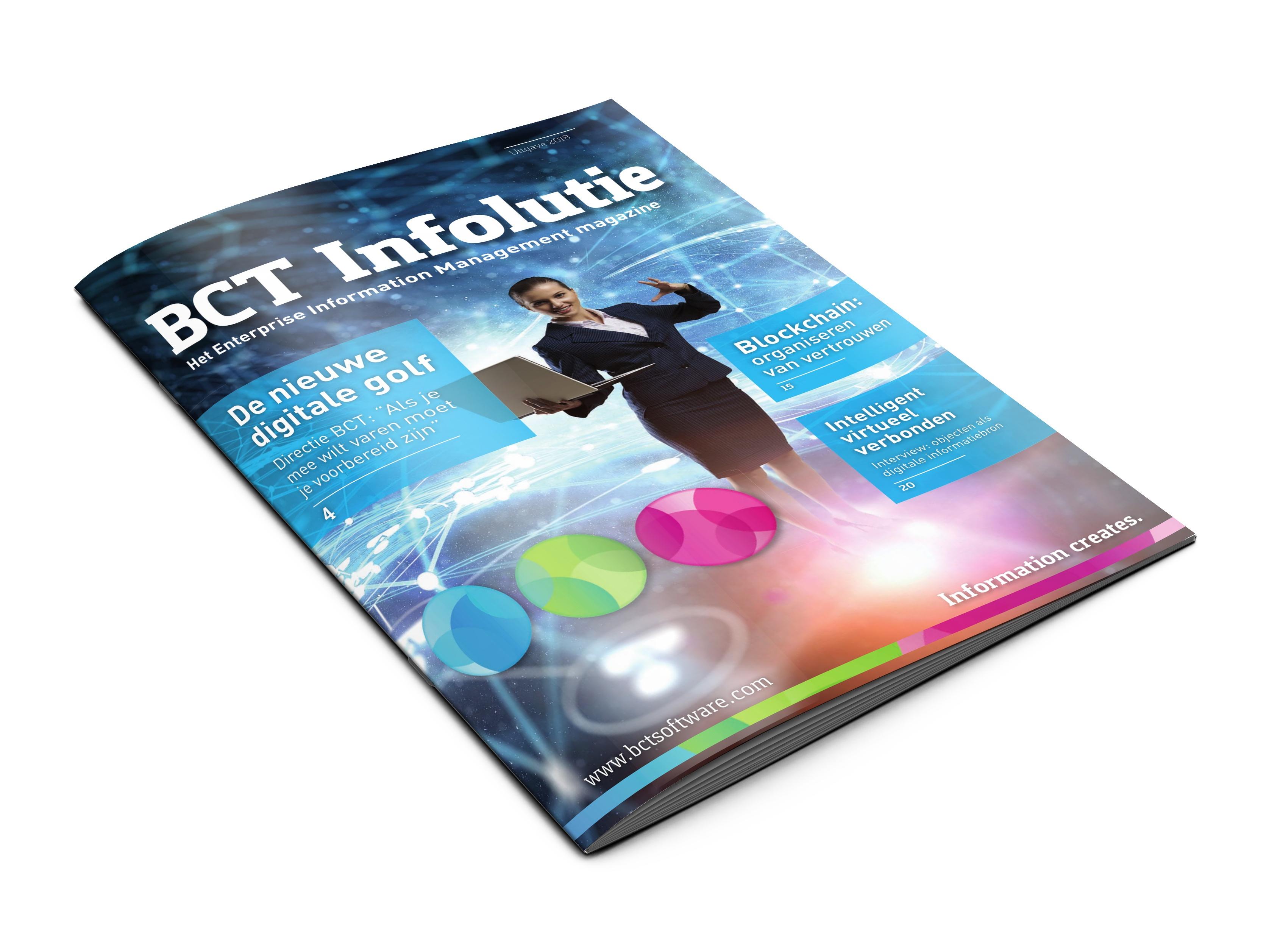 Mockup BCT Infolutie 2018 magazine